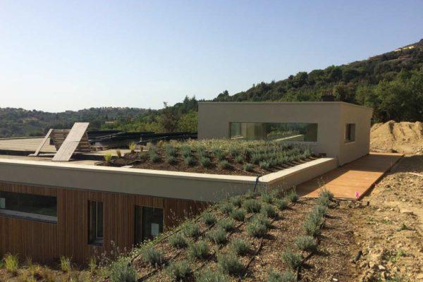 Residenza Privata Perugia - Verde Pensile Intensivo